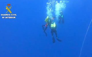 SPN Drowned Diver Recovered AG20