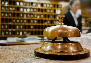 SPN Hotel Reception Bell