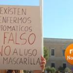 SPN Protest against Masks