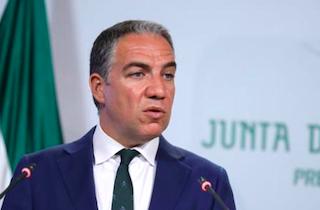AND Junta Spokesman Elías Bendodo