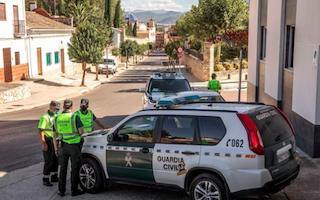 GRA Guardia with Patrol Cars
