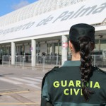 SPN Palma Airport with Female Guardia Civil OnL
