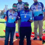 ALM Kayak Fishing Team win National Championships OC20