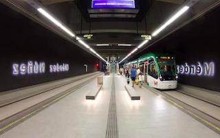 GRA Metro Mendez Nuñez