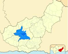 GRA Metropolitan Area of Granada