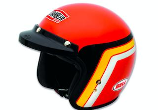 SPN Open Face Helmet