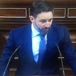 SPN Santiago Abascal vot no confidence OC20