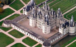 FTR Castles Château de Chambord