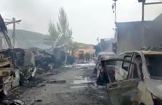 GRA Padul Scrapyard Fire 01