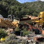 NRJ Abandoned Quarry in Park