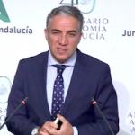 AND Elías Bendodo Junta Spokesman