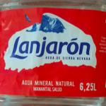 GRA Lanjarón Bottled Water