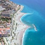 ALM Puerta del Mar aerial view