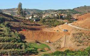 AXA Illegal Irrigation Pond in Chilches