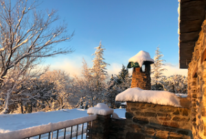 FTR Snow in Pitres