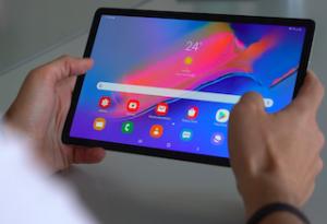 GRA Tablet Device