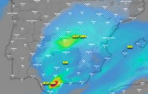 GRA Weather Map 9JA21