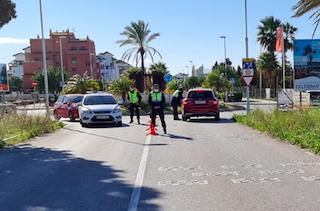 MOT Policia Local Road Checkpoint 03