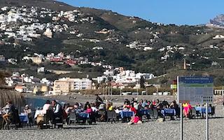 SAL Weekend 16:18 Beach
