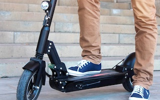 SAL electric scooter