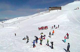 GRA Sierra Nevada Skiers 22FB21 OnL