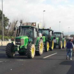 GRA Tractor Protest OnL