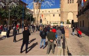 MOT Police Protest