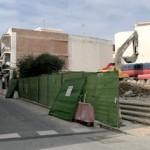 NRJ Centro Gines Demolished 20FB21