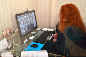 SAL Mayor in Video Conference