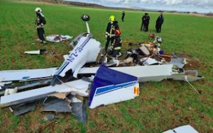 SPN Flying Accident Toledo