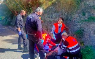 ALM Paraglider Accident 16MR21