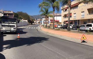 ALM Torrecuevas Roadworks