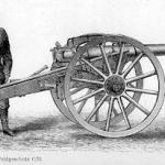 GRA 1870's Cannon Shell C80