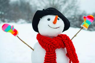 GRA A Snowman