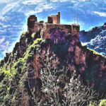 GRA Painting Lanjaron Castle