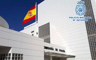 MOT Police Station, Policia Nacional