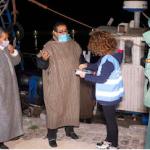 MOT Rescued Moroccan Fishermen