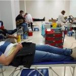 ALM Blood Donations