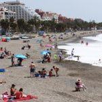 ALM San Cristobal Beachgoers 07AP21