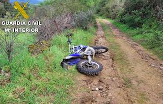 SPN Lost Biker Found