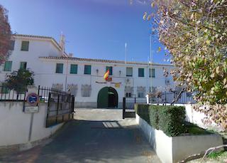 GRA Guardia Civil Post Gabias B