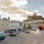 GRA PON Montefrio castle and church