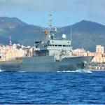 MOT Spanish Warship Visit
