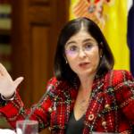 SPN Minister of Public Health Carlina Darias,