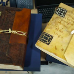ALM Restored Medieval Books