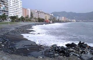 ALM Wind & Wave Action Velilla Beach