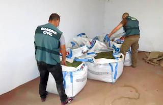 SAL Drug Shipment for Poland Bust