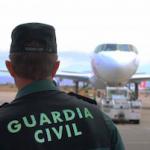 SPN Guardia Civil at Airport