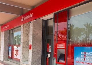 ALM Banco Santander Altillo