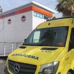 ALM Beach Ambulance